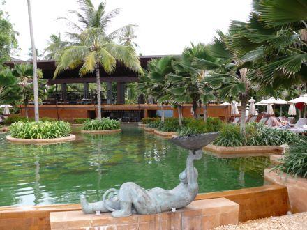Anantara Resort, Koh Samui