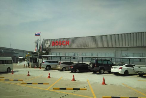 Bosch Factory Expansion