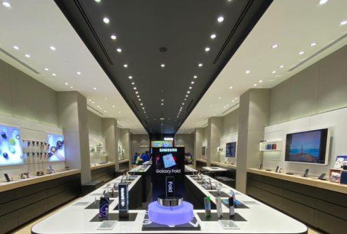 Samsung Shop Renovation