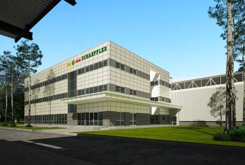 Schaeffler Thailand New Plant