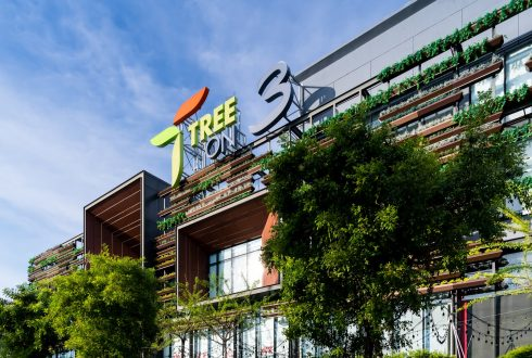 Tree on Three, Future Mart Rama3 (Renovated all Building)