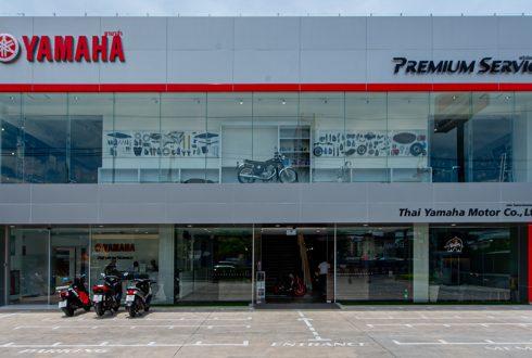 Yamaha Premium Service Shop for Motorcycle